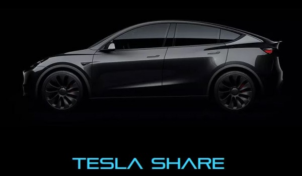 Introducing the New Tesla Share Amenity!